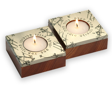 Field Candle Holders - ca201